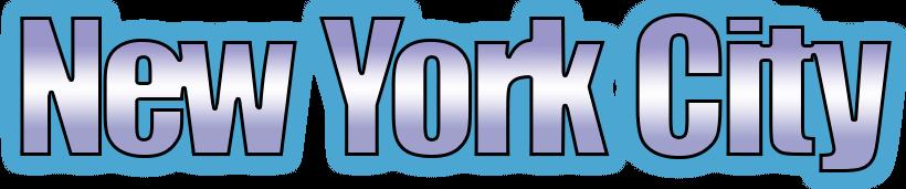 "развлечения 4 этаж ""боулинг Нью Йорк Сити"" логотип текст"