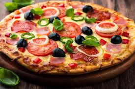 рестораны 4 этаж блюда пицца 4