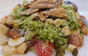 салат мясо беладжио