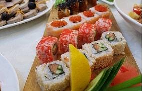 суши ролы беладжио
