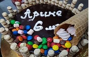 беладжио торт